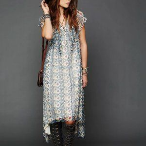 NWT Free People Season of the Witch Dress M